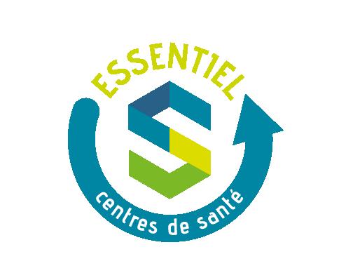 Logo Pack essentiel Centres de santé
