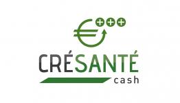 Logo Crésanté Cash