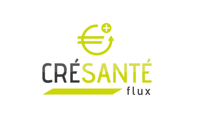 Logo Crésanté Flux
