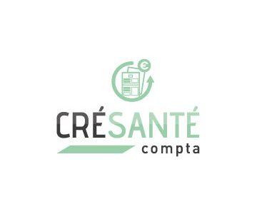 Logo Crésanté Compta